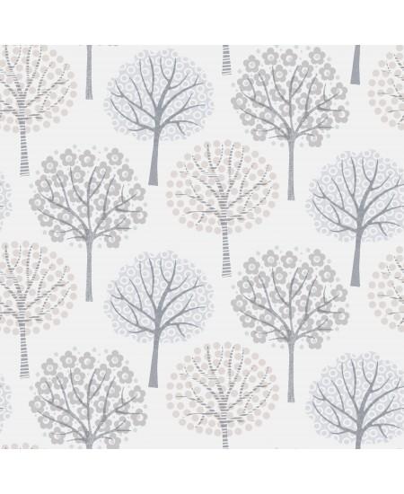 Tapetas Medžiai PASTELINIS