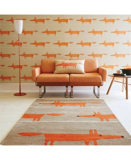 Vaikiškas kilimas Lapė RUSVA 90 x 150