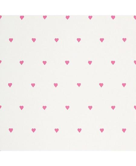 Rožinės spalvos Širdelės