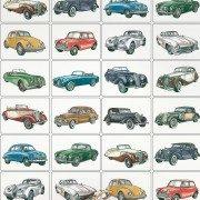 Mašinėlės. Šviesios