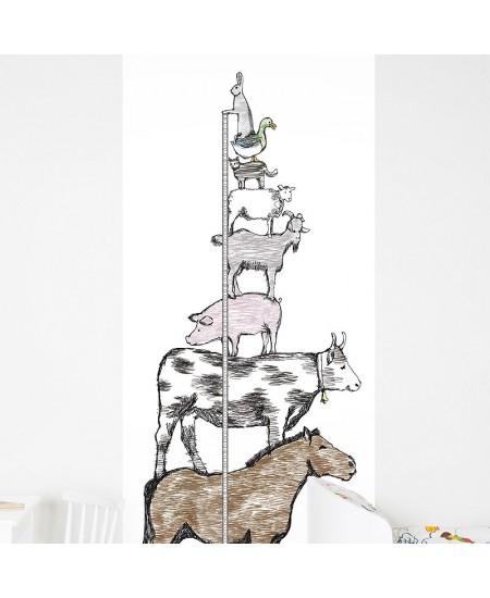 Ūgio siena - Gyvūnai