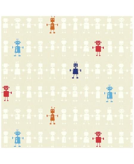 Audinys Robotai. Smėlis