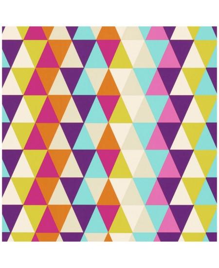 Tapetas Kaleidoskopas. Violetas