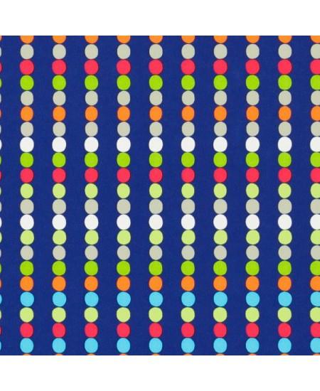 Tapetas Abacus. Mėlynas